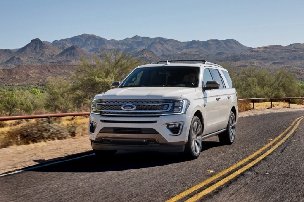 2021 Ford Expedition Max Is an Ideal Choice for a Full