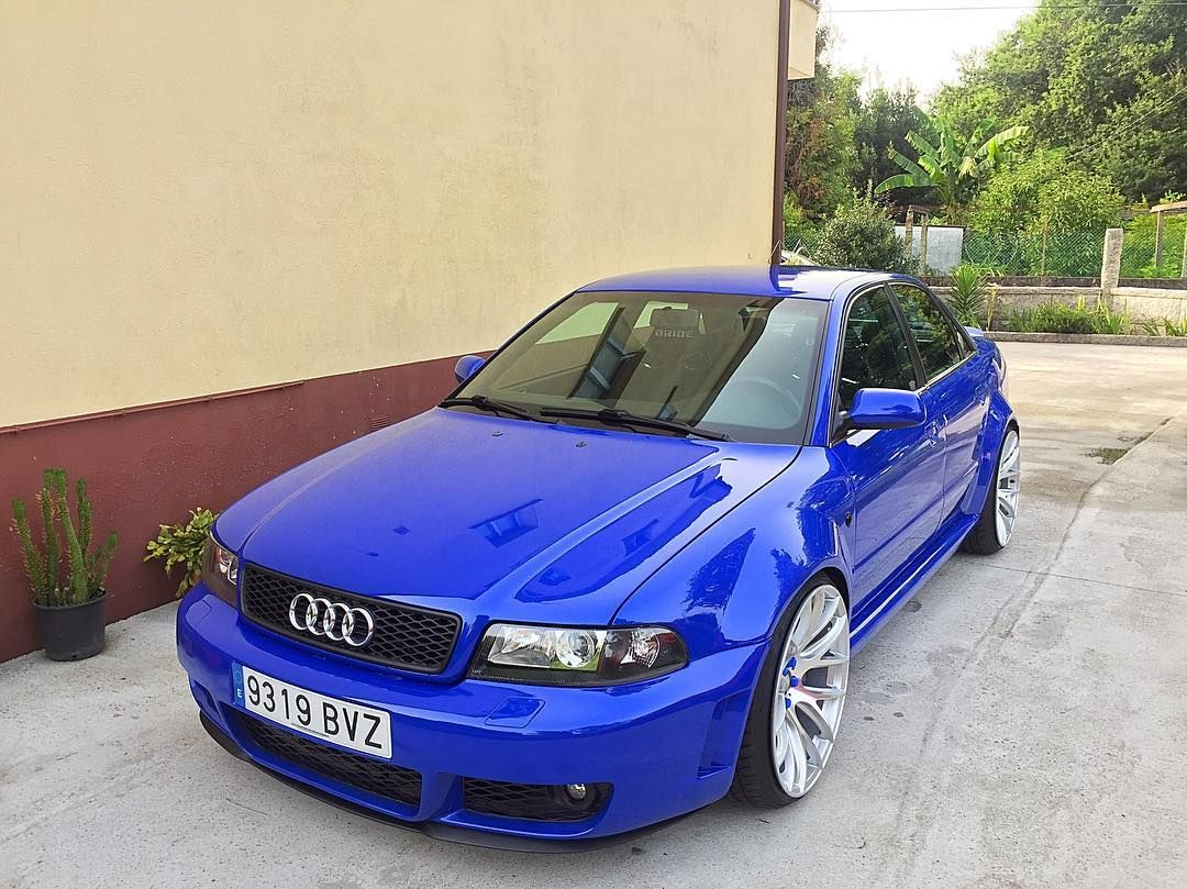 Good Saturday Audi Rs4 Rs4limo Audib5 Rs4b5 Biturbo V6