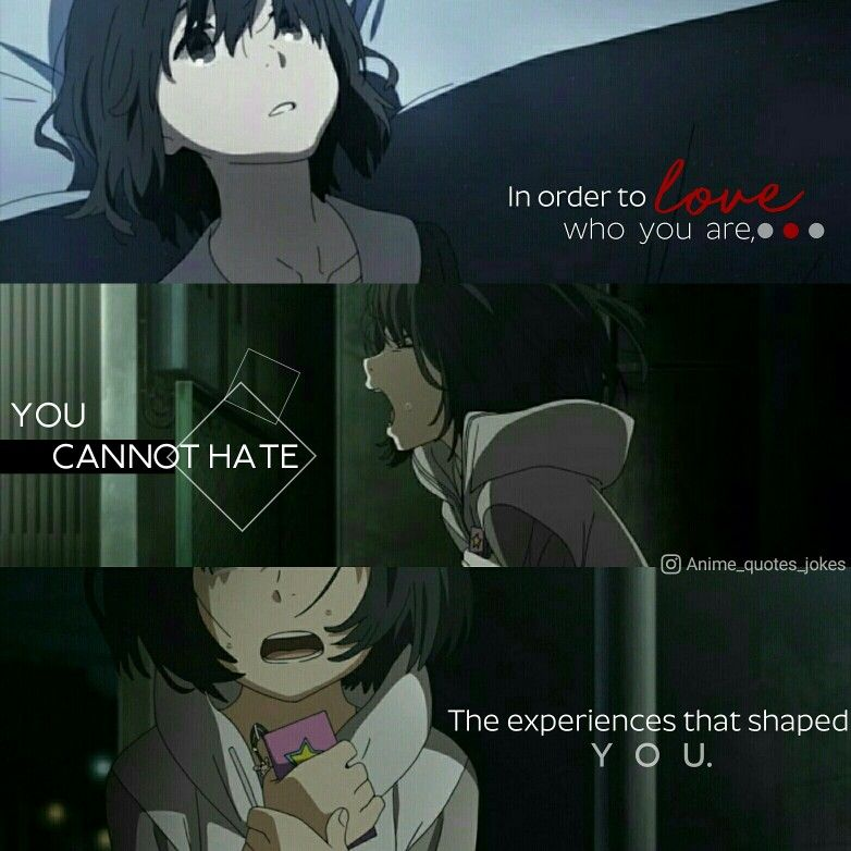 The World Is Still Beautiful Anime Quotes
