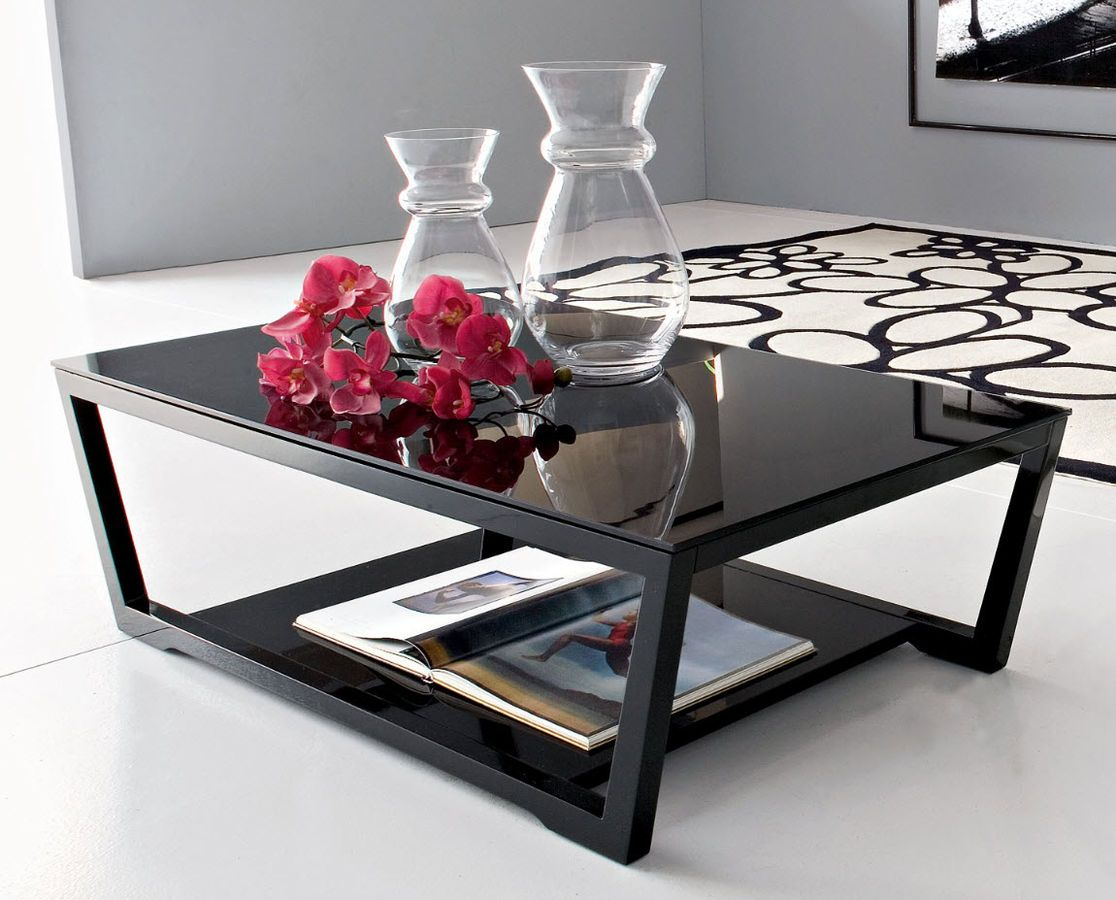 Contemporary Glass Coffee Table ELEMENT By Dorigo Design Calligaris Italian  Home Design Since 1923