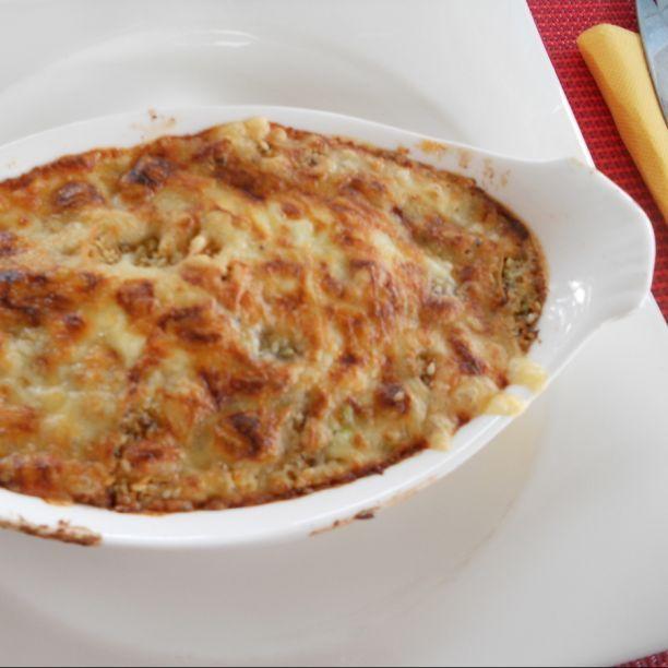 Recipe: Gratin Christophine (Chayote Squash Recipe), rated 3.3/5 | Gourmandize UK Ireland Gourmandize.co.uk