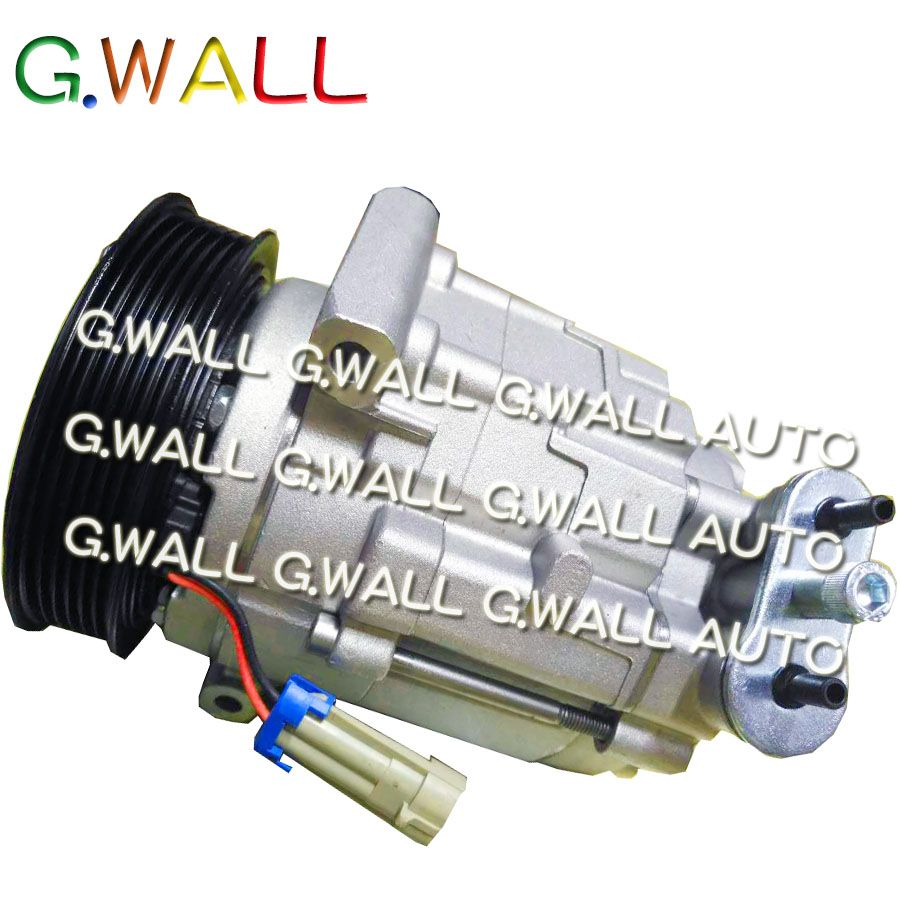 csp15 auto ac compressor pump with clutch for car cruze 6 grooves in rh pinterest com