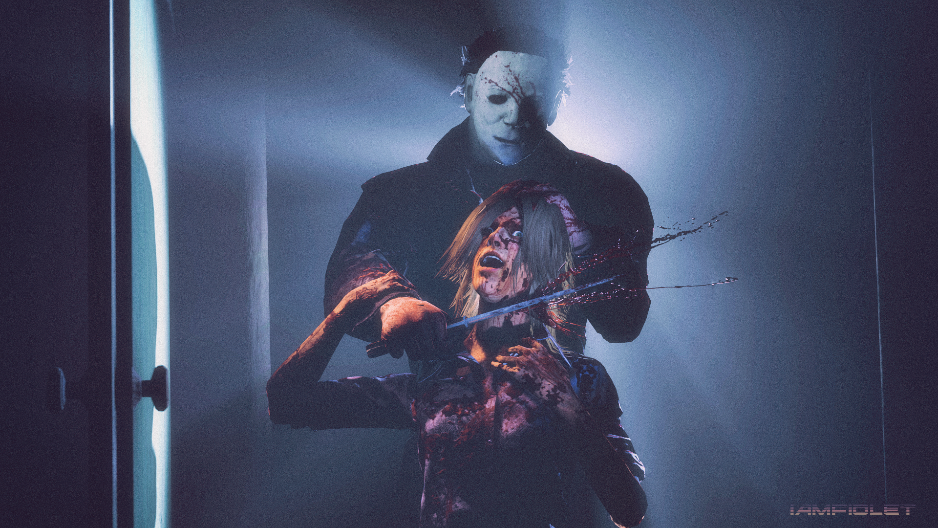 Michael Myers & Laurie Strode | Dead by Daylight | Pinterest