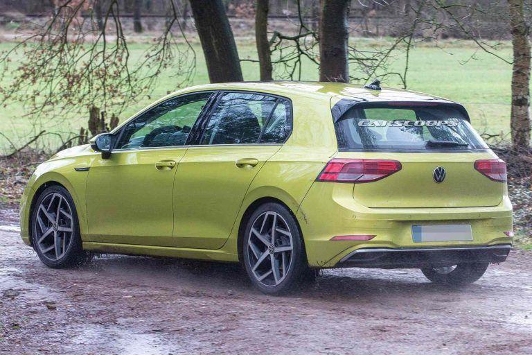 2020 Volkswagen Golf Mk8 Goruntuleri Ortaya Cikti Otomobilir