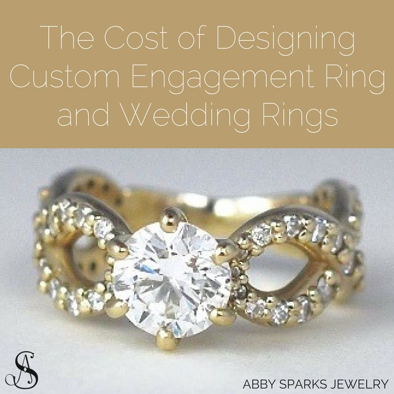 how much does it cost to make a custom engagement ring