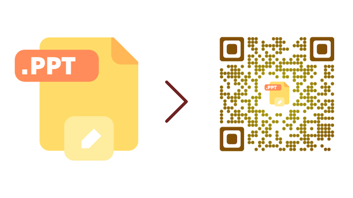 How To Convert Powerpoint Presentation Into Qr Code A Detailed Guide Coding Powerpoint Presentation Qr Code