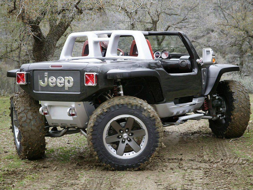 Jeep Concept Hurricane Jeep Concept Jeep Trucks