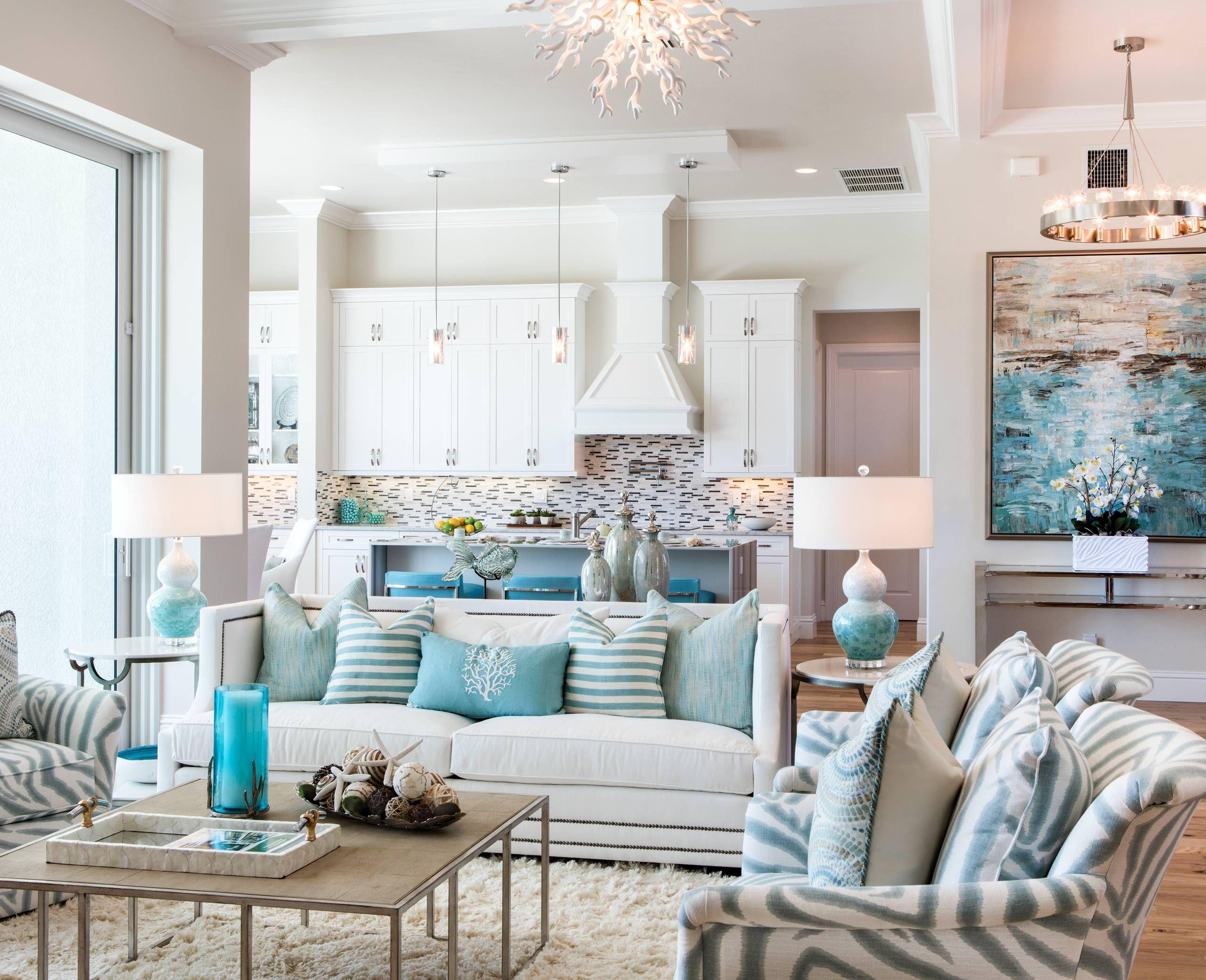Coastal Decor | Home & Interior Design | Coastal living ...