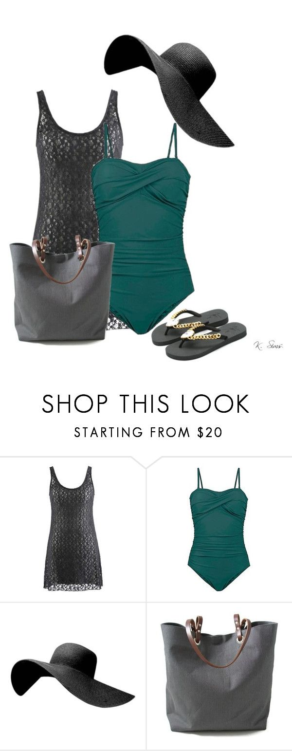 """Not Swimming"" by ksims-1 ❤ liked on Polyvore featuring Independent Reign"