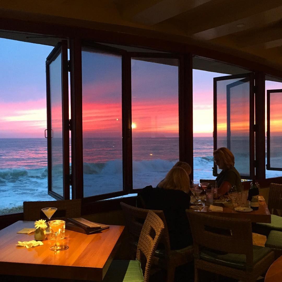 Splashes In Laguna Beach Ocean View Restaurant California