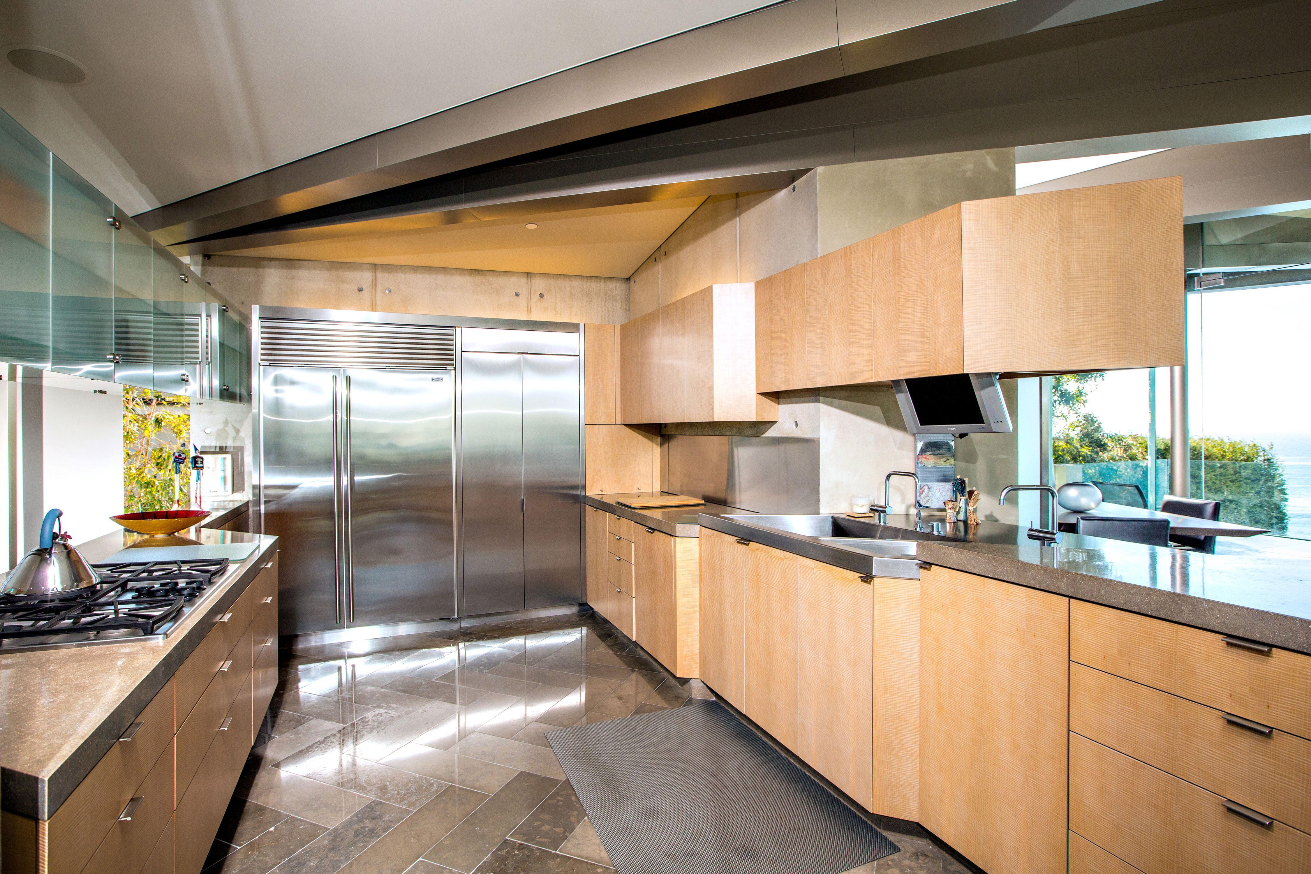 By John Leonffu Modern Kitchen Design Beautiful Kitchen Cabinets Kitchen Design