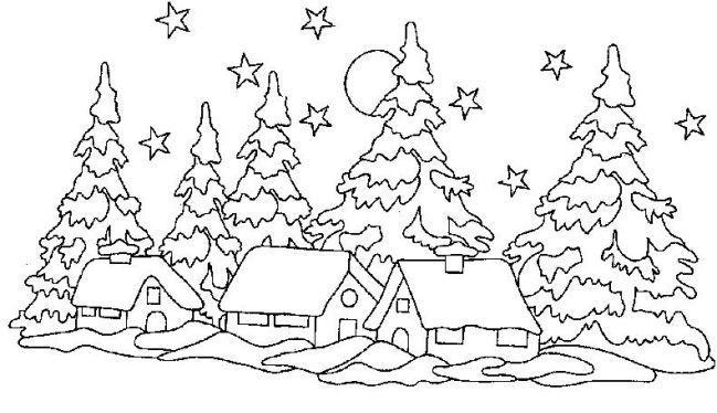 Colorir+(8).jpg (image)  Christmas coloring pages, Christmas