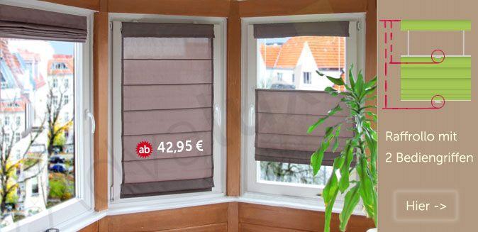 faltrollos in drei farben und gr en sind wie geschaffen f r das fenster in wohnzimmer oder. Black Bedroom Furniture Sets. Home Design Ideas