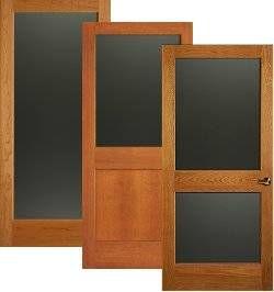 Magnetic Chalkboard Interior Doors