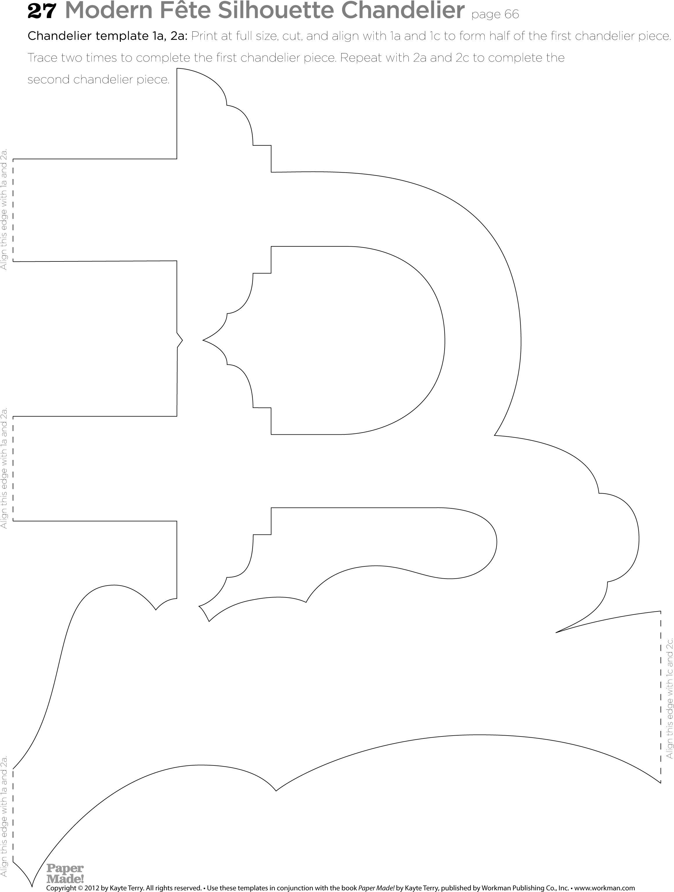How to make a cardboard chandelier cart n muebles de for Muebles de carton pdf