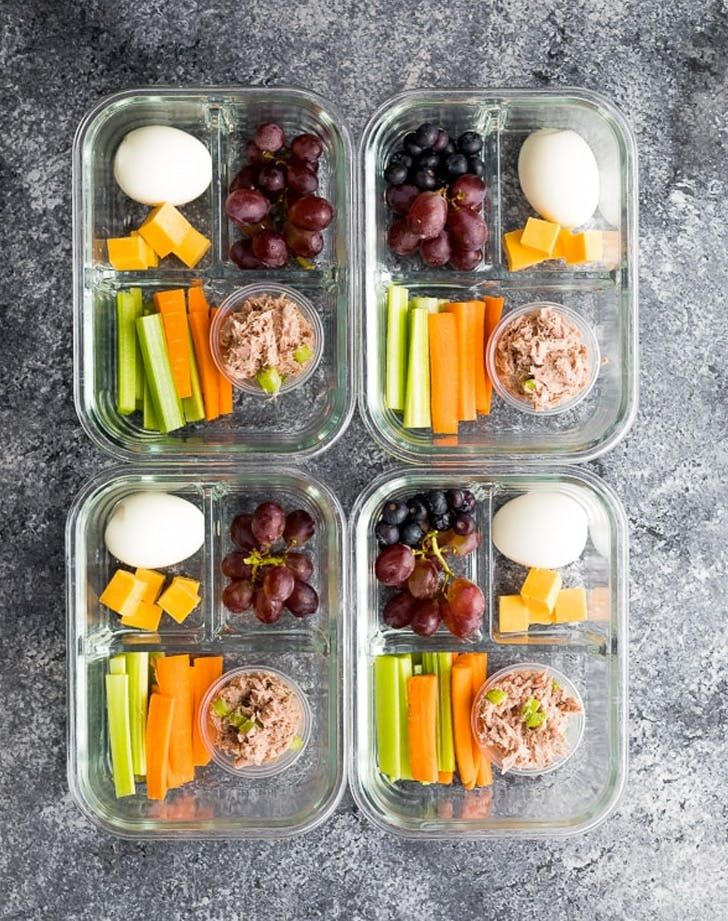 27 Bento Box Lunch Ideas That Are Work- and School-Approved #bentoboxlunch