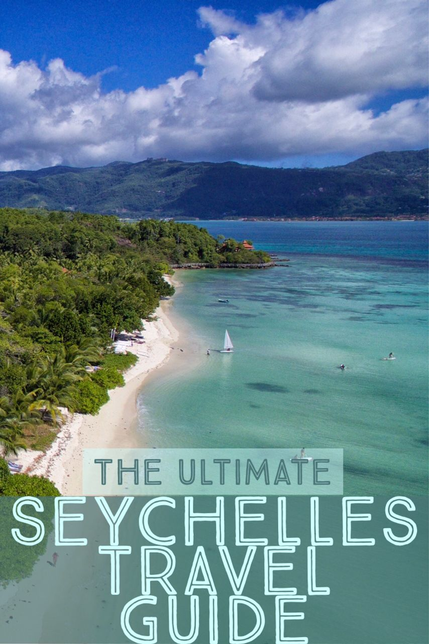Where are the Seychelles 24