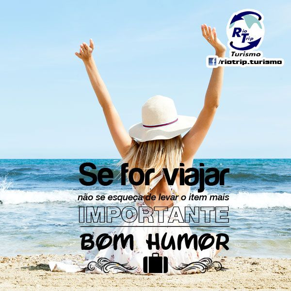 Conheça nossos pacotes de viagem. Sua próxima viagem te aguarda. Para mais informações acesse: http://riotripturismo.com.br