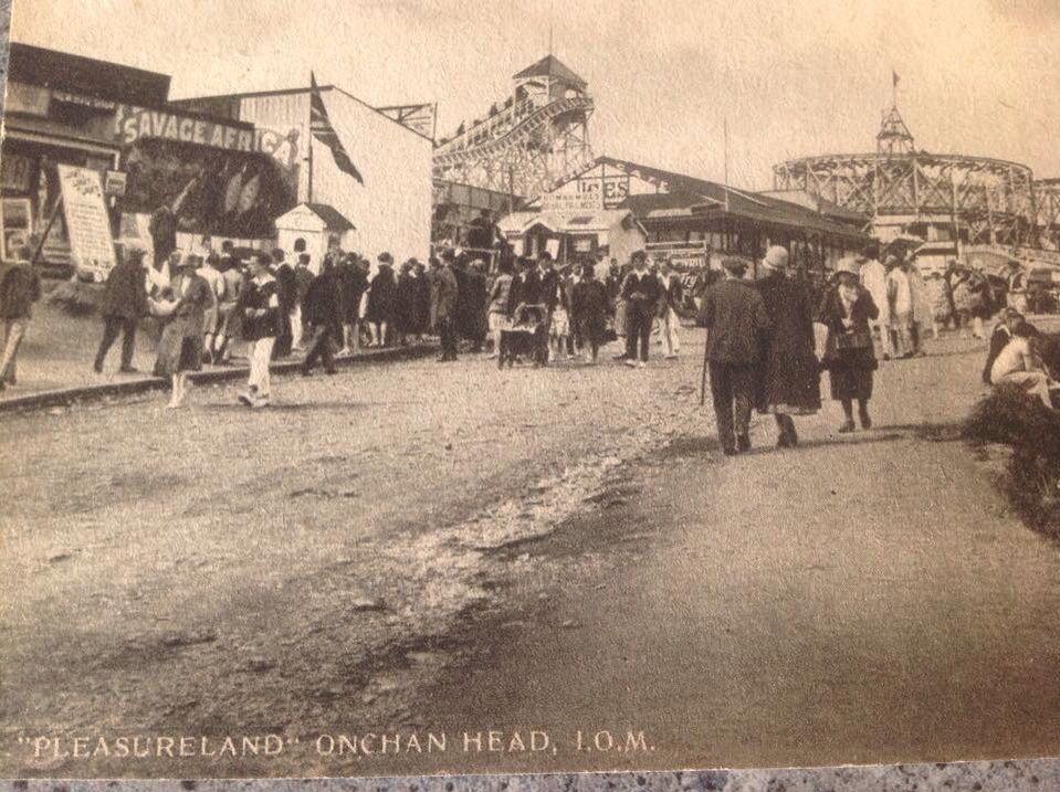 White City Onchan via Viv McCann Manx Nostalgia Isle of