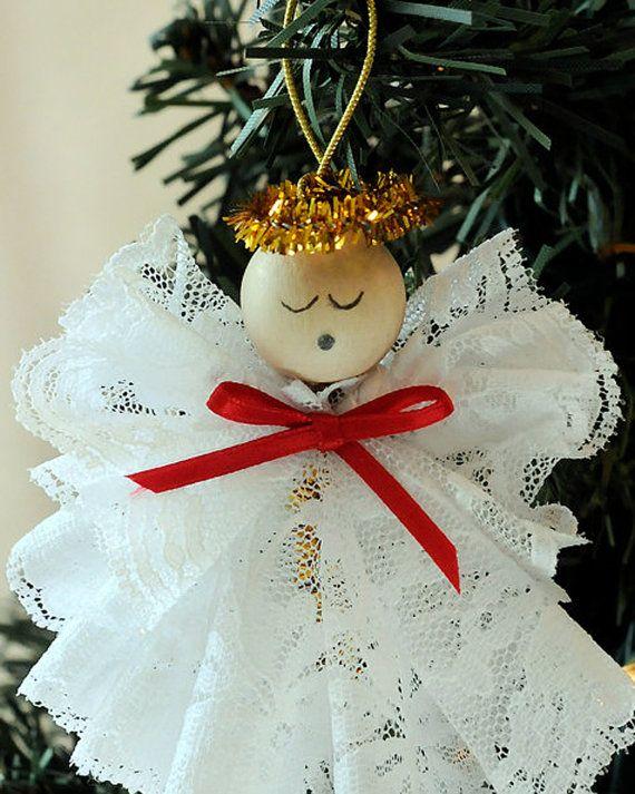 Make a wonderful holiday memory and treasured Christmas ornament! My - christmas decorations diy