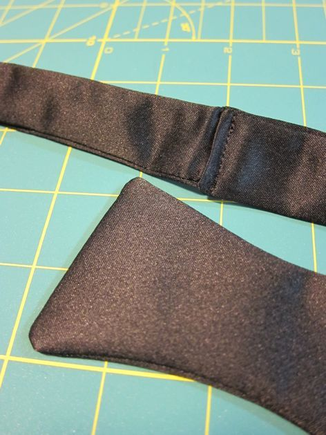 DIY-ing the Emmys: The Bow Tie and Pocket Square | Make: