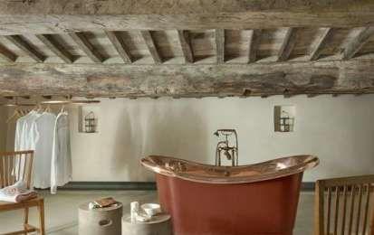 Vasca Da Bagno Uma : Vasche da bagno rustiche bathrooms