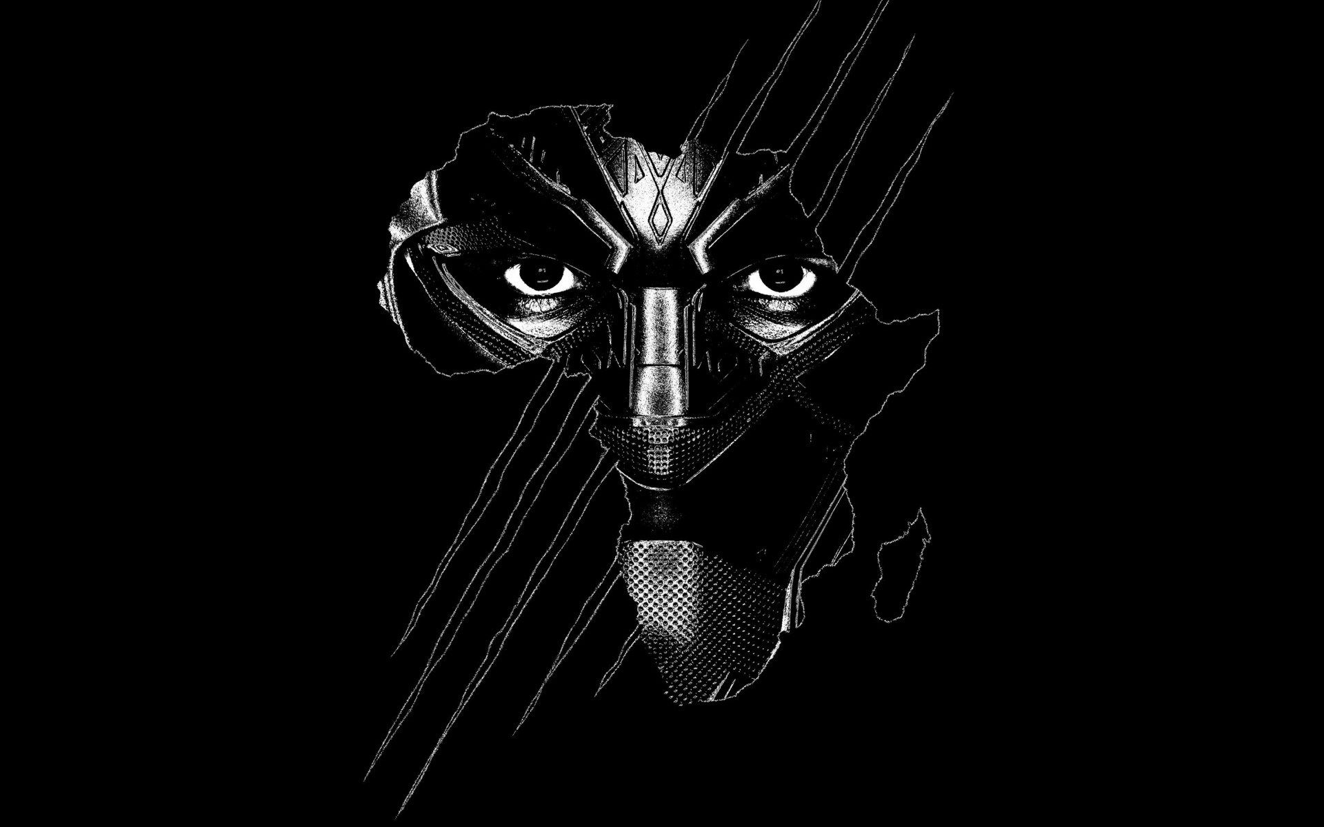 Black Panther Movie Wallpaper 4k Black Panther 2018 Wallpaper Black Panther Wallpaper Iphone Black Black Panther Hd Wallpaper Panther Art Black Panther Marvel