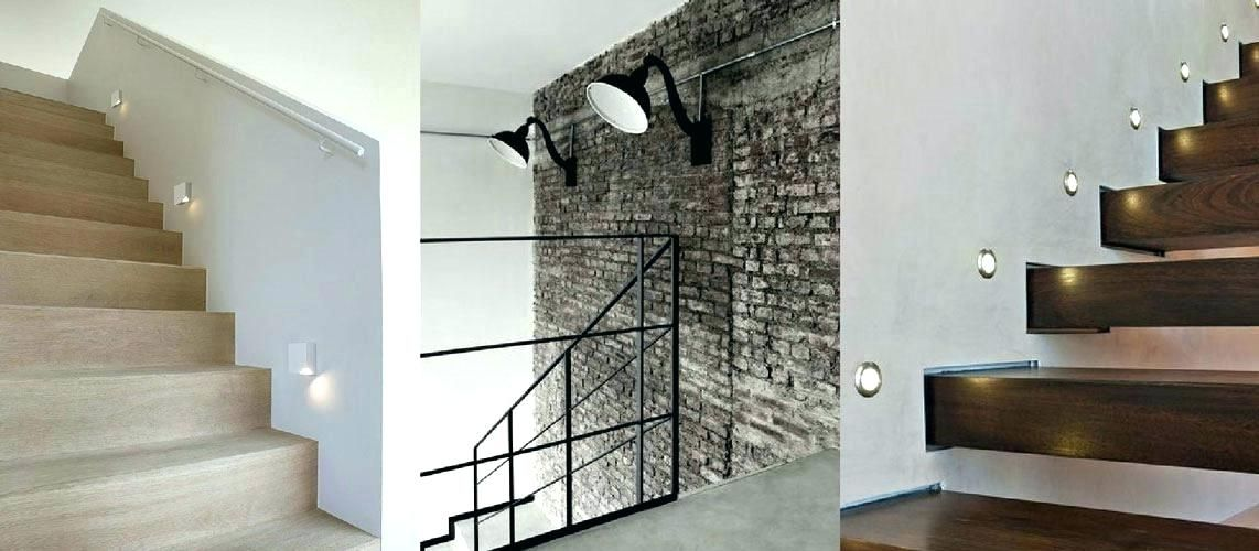 wall lights for staircase light for stairs stairs wall ...