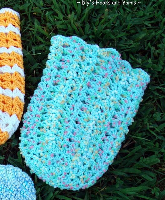 Dly\'s Hooks and Yarns ~: ~ \'Bippity Bop\' preemie baby cocoon ~ FREE ...