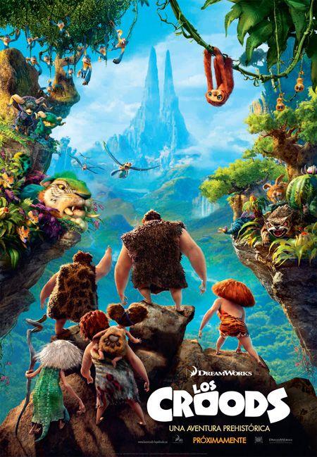 Nuevo Trailer De Los Croods Una Aventura Prehistorica Peliculas Infantiles De Disney Peliculas Animadas Peliculas De Disney
