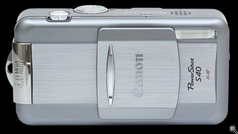 Canon Powershot S40 Review Digital Photography Review Powershot Photography Reviews Canon Powershot