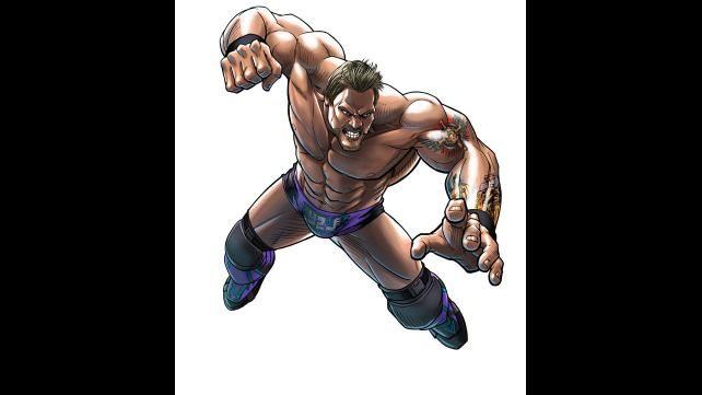 Art from 'WWE Ultimate Superstar Guide' | WWE.com