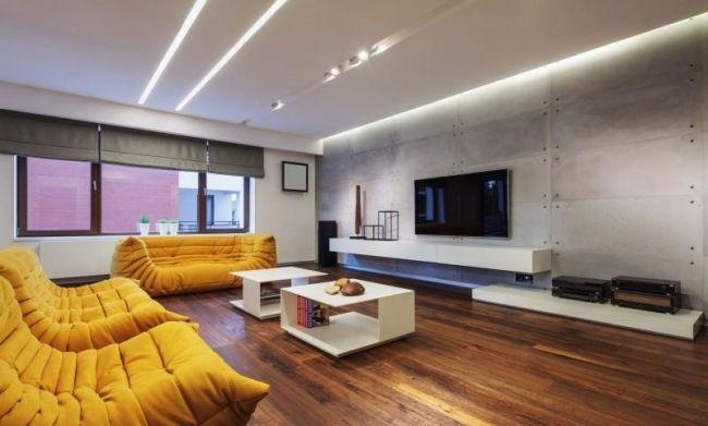 industriellen stil modernes appartement studio 1408 | Zukünftige ...