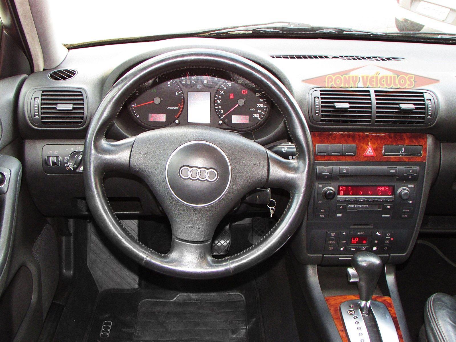 Audi A3 1 8 20v Turbo Interior Com Imagens