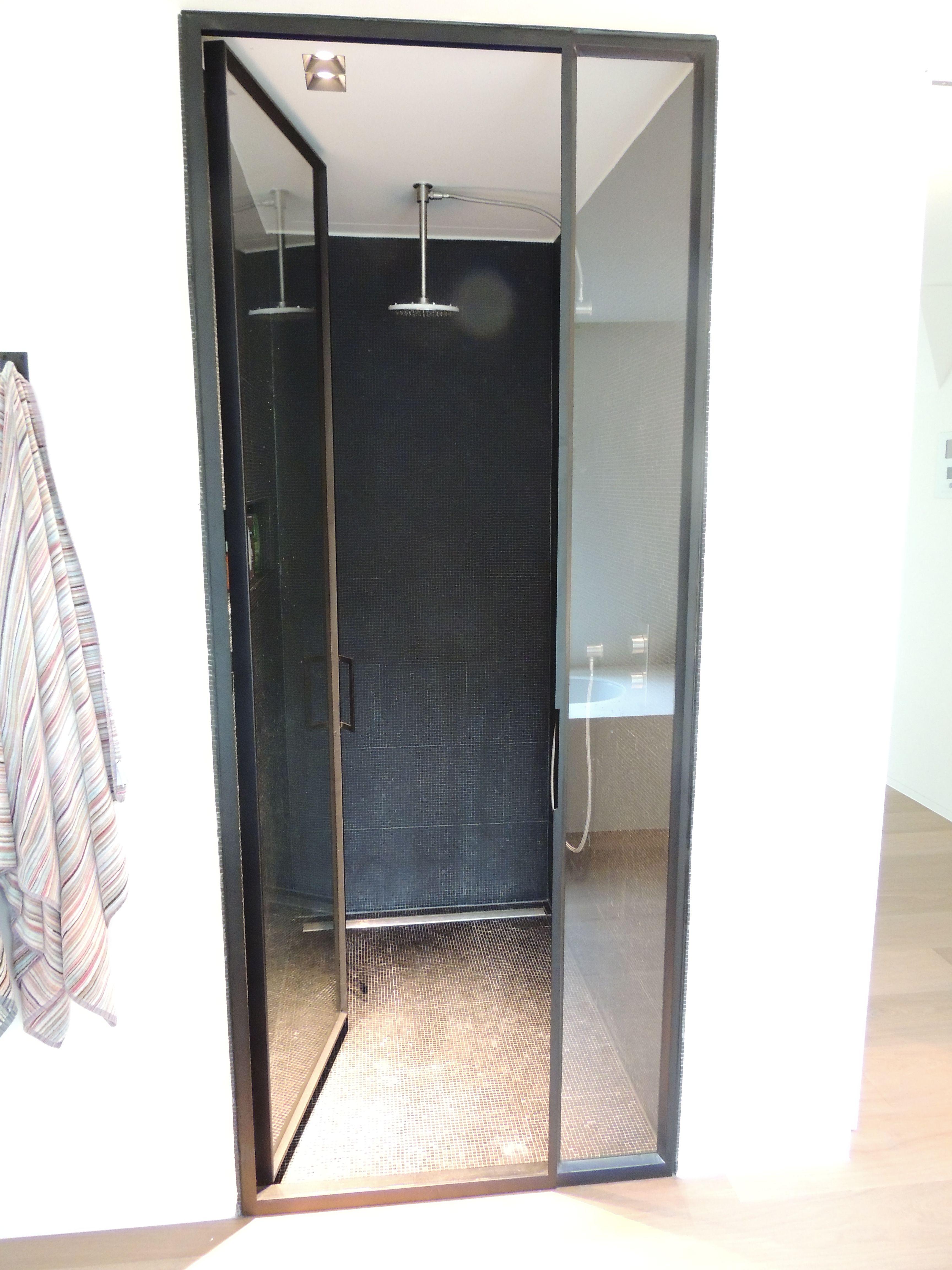 smeedijzeren douchedeur binnendeuren pinterest toilet iron
