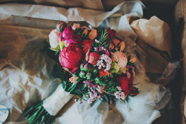 A Rustic English Spring Wedding In Essex With Three Flowers Photography 1