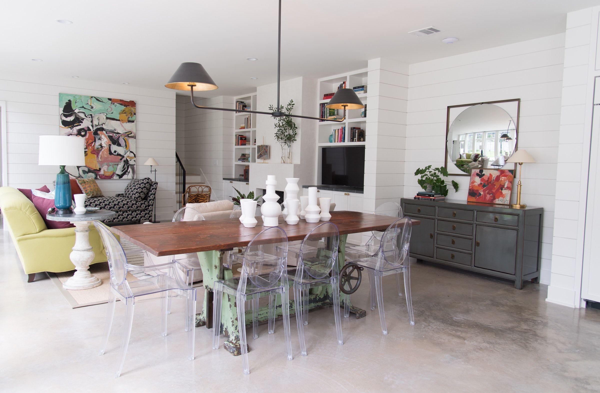 Meg Lonergan Interiors Houston Tx Dining Room Dining Chair