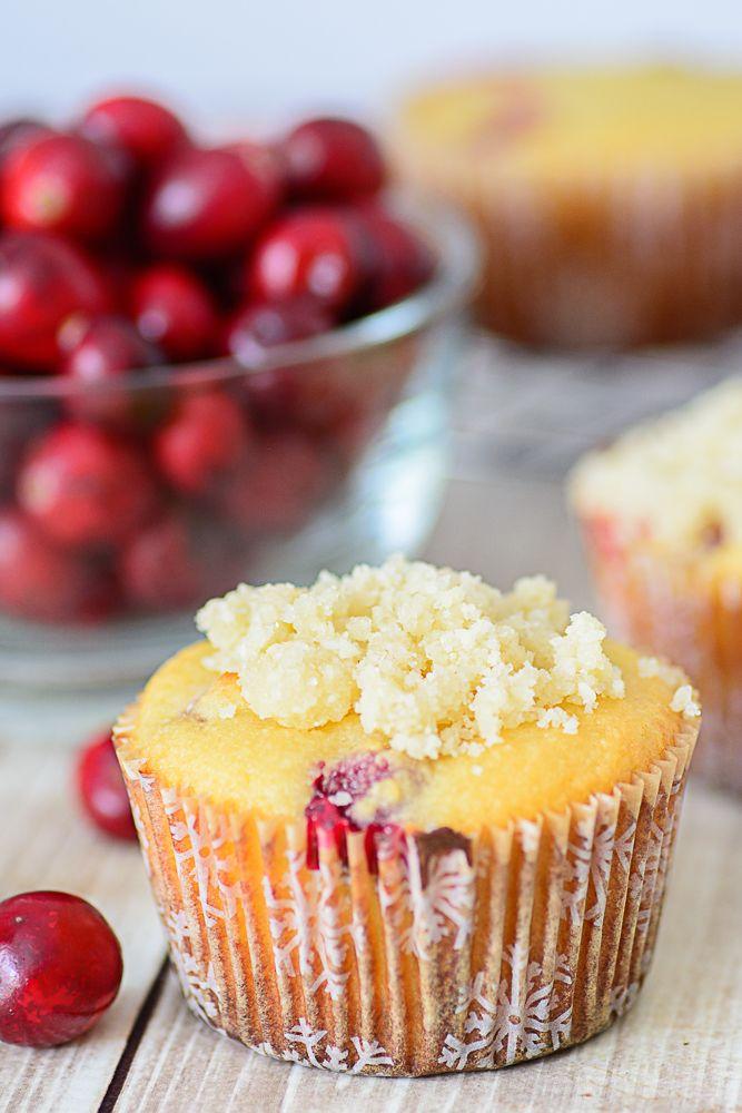 Gluten Free Orange Cranberry Muffins Recipe Cranberry Muffins