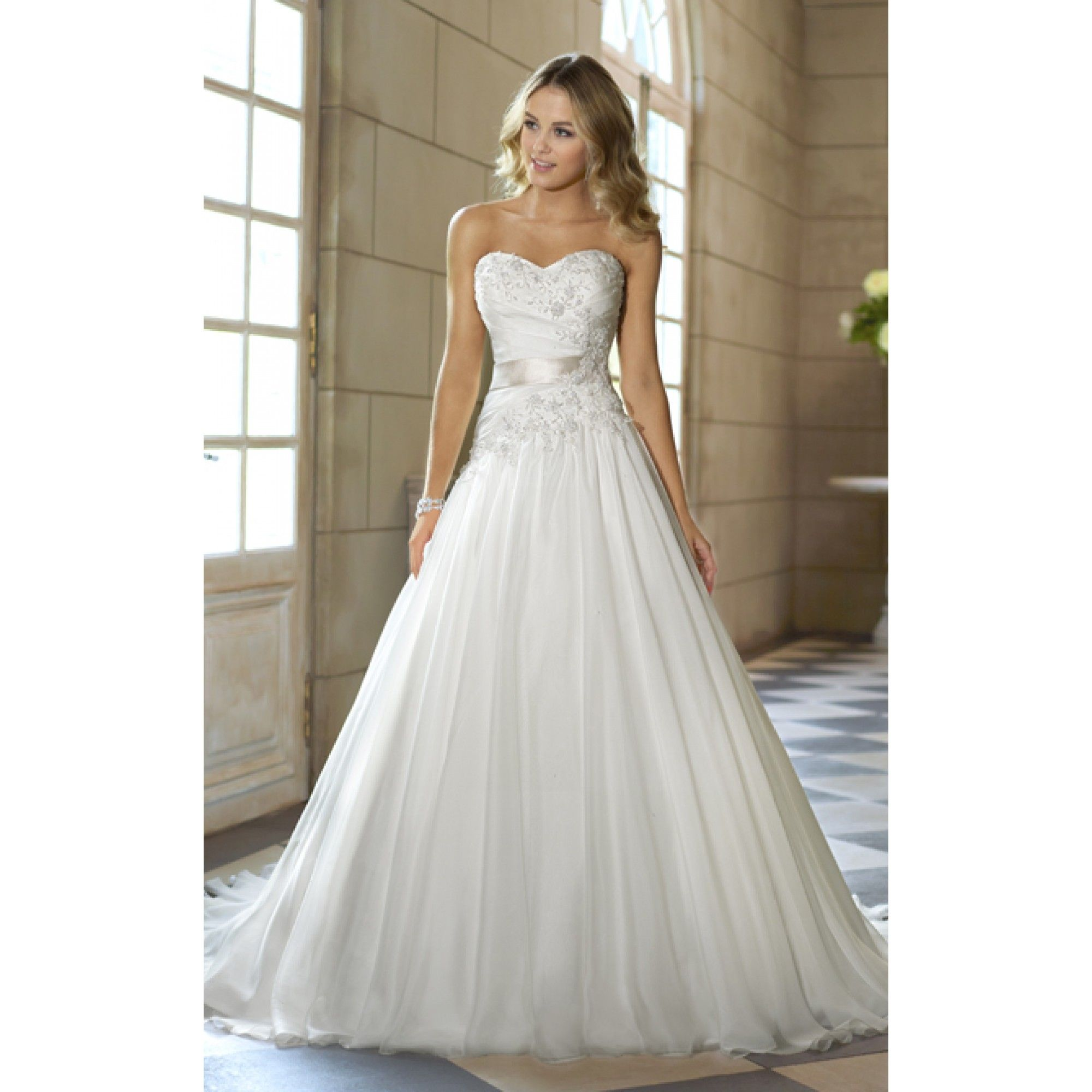 Wedding dresses for a beach wedding  stella york bridal  Stella York Stella York wedding Dress