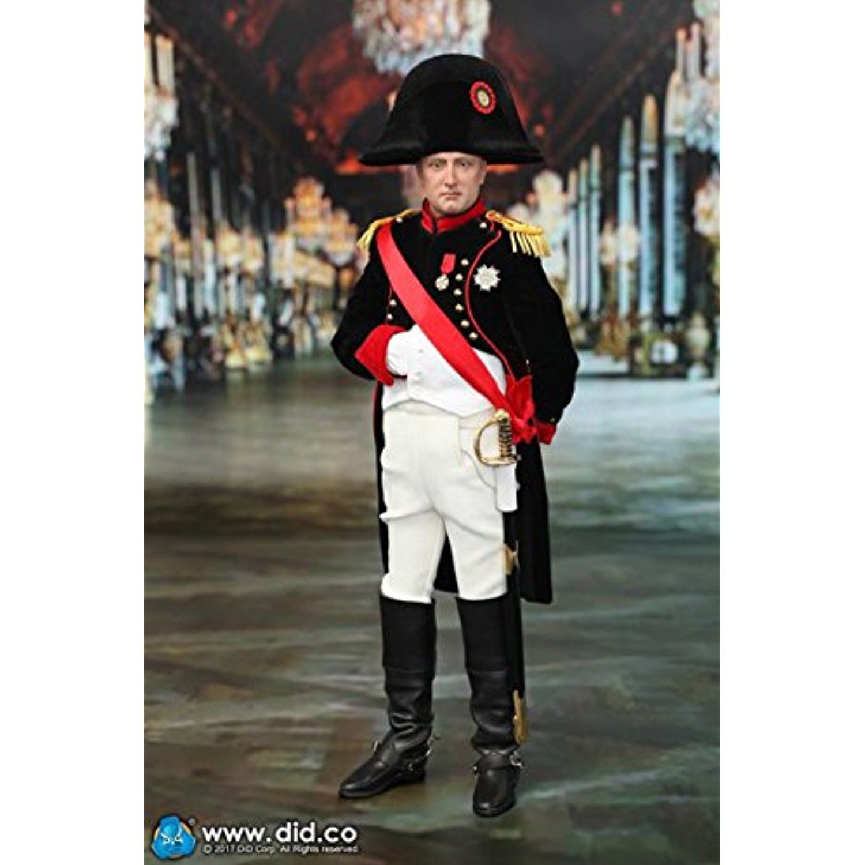 1//6 DID N80122 Action Figure Emperor of the French Napoleon Bonaparte Battle Ver