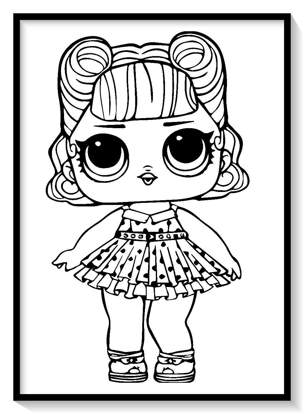 Munecas Lol Para Colorear Online Dibujar Y Pintar Munecas Lol Imprimir Image Dibujos Para Colorear Gratis Munecas Lol Imprimir Dibujos Para Colorear