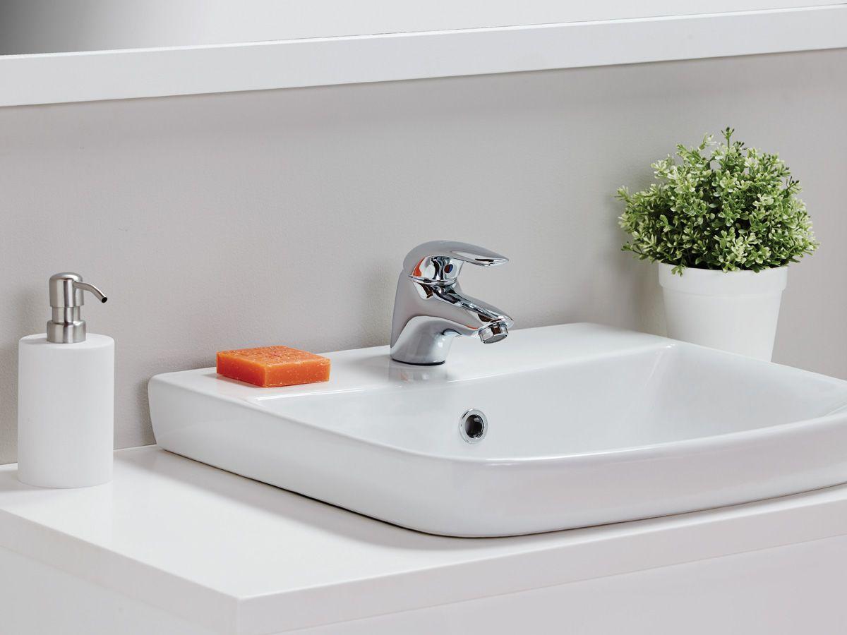 Porcher Cygnet Semi Inset Basin 289 Bathroom 30 Bathroom Vanity Bathroom Inset Basin