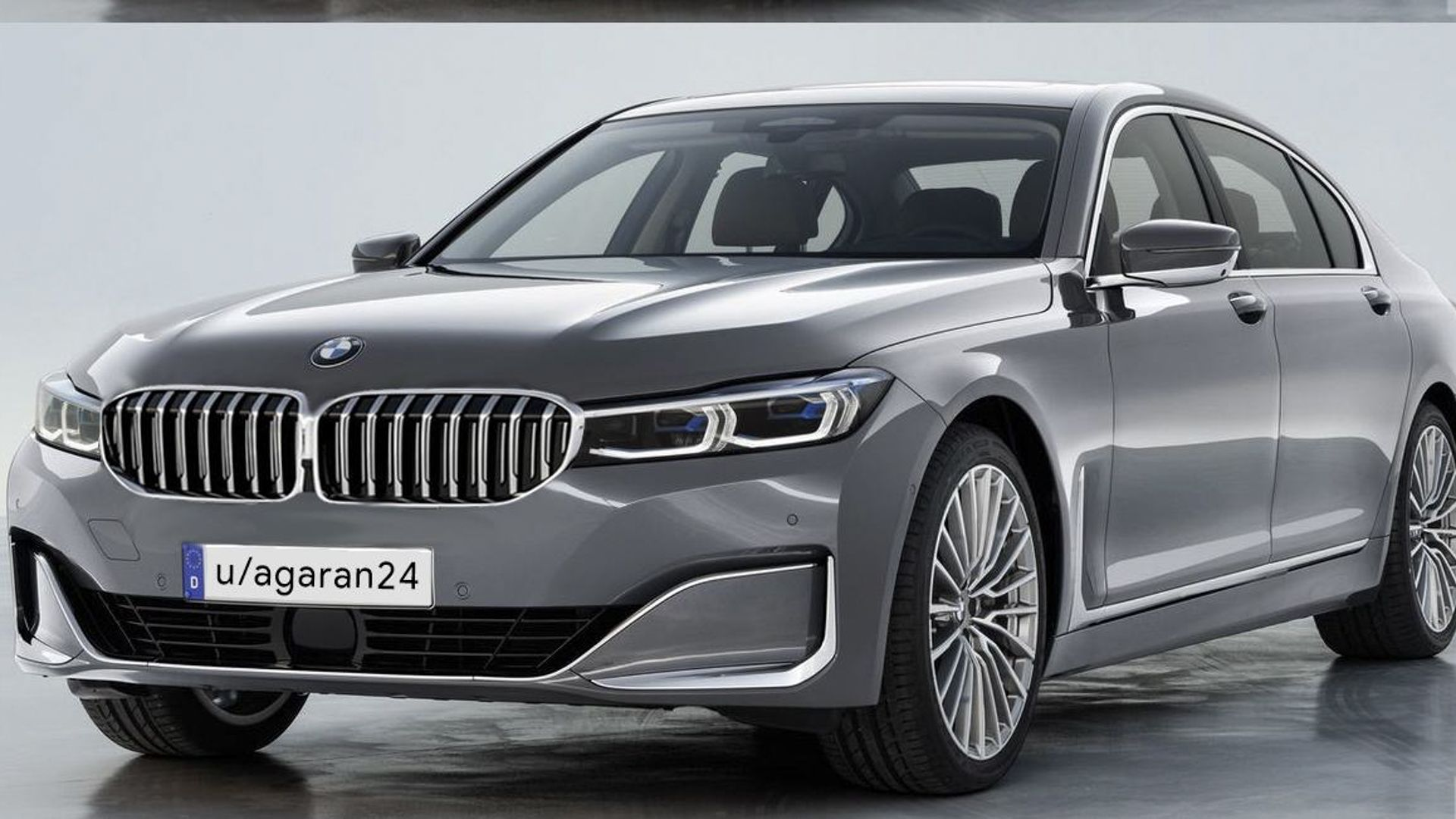 Does This Grille Fix Render Make The Bmw 7 Series Lci Look Better