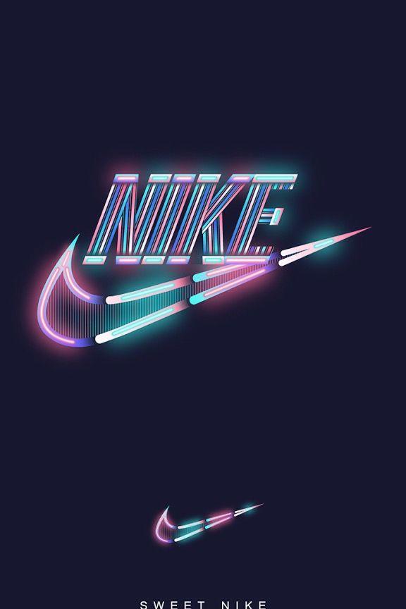 Super Cute Galaxy Nike Wallpaper Pinteres Wallpapers