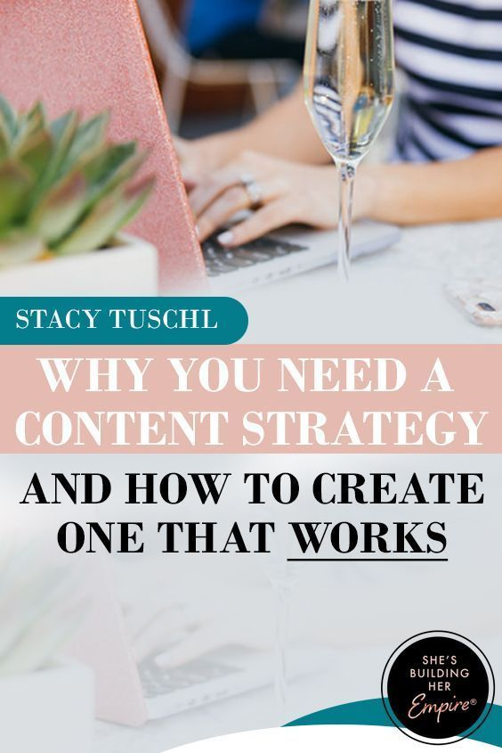 | Why You Need A Content Strategy And How To Find One That Works | No matter what type of business you have, if you want to be successful, you must have content. What if I told you I just planned out 6 months worth of content in ONLY 2 hours?! Ready to hear how you can start planning your 2019 content quickly & effectively?! Pin now and be sure to head over. #stacytuschl #contentstrategy #contentplanning #businesstips #businessstrategy #podcast #entrepreneur #tips #how