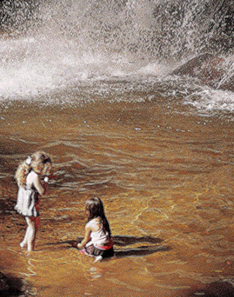 https://flic.kr/p/abBsnq   Na Cachoeira do Lajeado   Crianças.. Oh tempo bom !  Camera Canon com lente Vivitar 70~210 e filme Centuria ISO 200