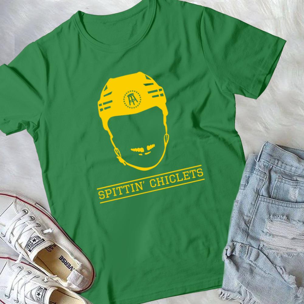 SPITTIN-CHICLETS-X-BAUER-CITY-Shirt