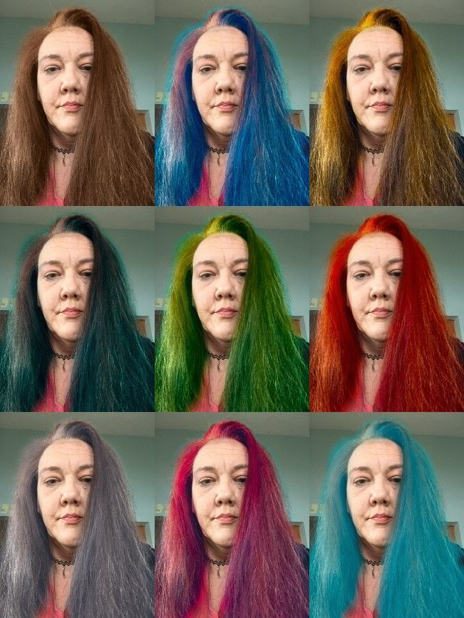 Try On Hair Colors With Our Free Online Hair Makeover ...