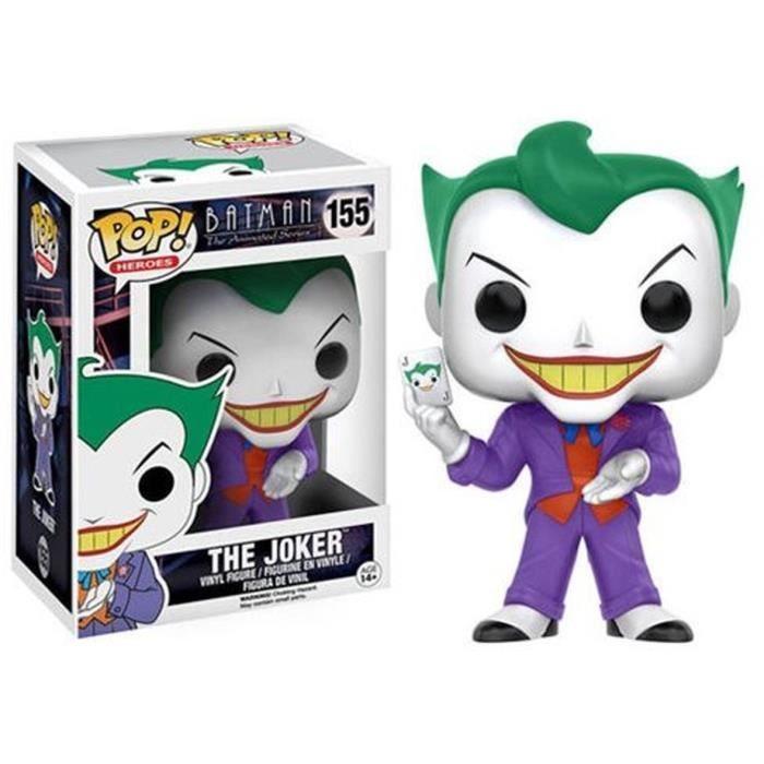 Crazy Toys DC COMICS Suicide Squad Joker statue figurine jouet poupée modèle