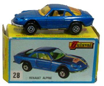 Renault Alpine by Guisval, 1976